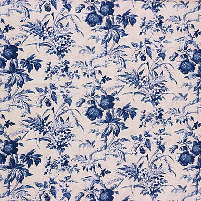 Botanica Toile 50 By Laura Ashley Fabric