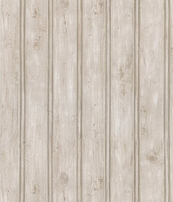 145 41389 Grayling Light Grey Textured Wood Paneling by Brewster