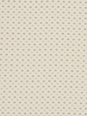 159128 Dots Boucle Creme by Robert Allen