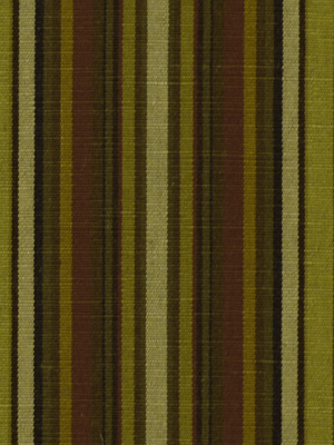 181735 Villa Stripe Chocolate by Robert Allen