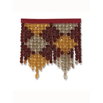 184710 Cascading Beads Tapestry by Robert Allen