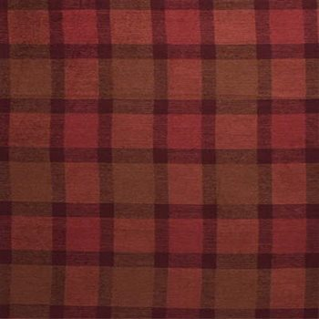 19966.12 Strathmore Plaid Bordeaux by Kravet Couture
