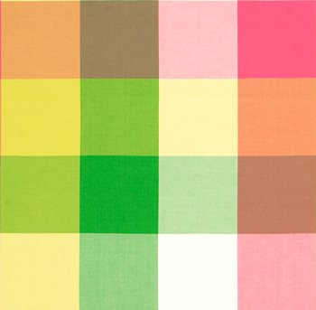 2011108.73 Happy Plaid Pink/Green by Lee Jofa