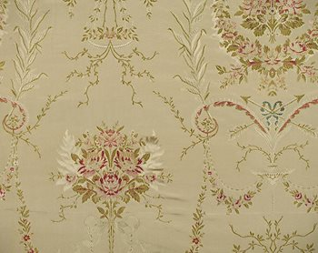 20165M-003 Palazzo Pallavicini Multi Olives & Reds On Beige by Scalamandre