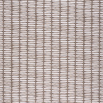 2020167.1016 Twig Fence Brown/White by Lee Jofa