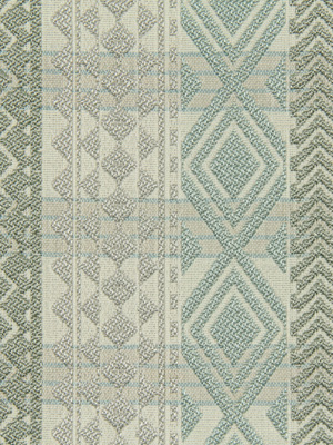 214870 Philippe Plaid Sky Linen by Beacon Hill