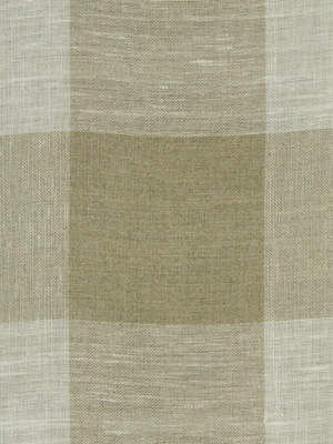 215899 Stitched Block Linen by Robert Allen