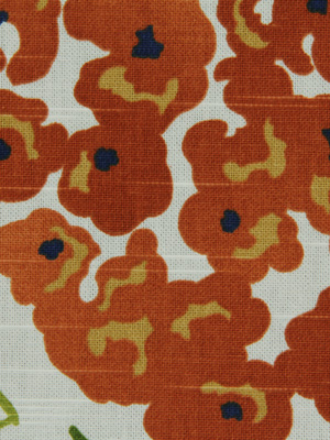 229336 Luxury Floral Poppy by Robert Allen
