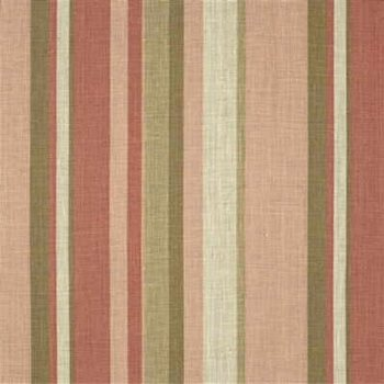 2431-GWF.716 Axum Stripe Coral/Sand by Groundworks