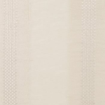 260147 Basket Stripe Ivory by Beacon Hill