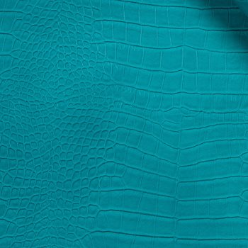 261649 King Croc Turquoise by Robert Allen