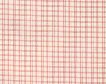 26983-010 Astor Check Peony by Scalamandre