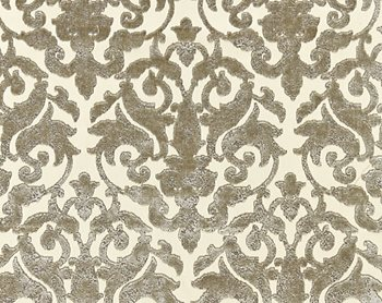 27078-002 Venezia Silk Velvet Pewter by Scalamandre
