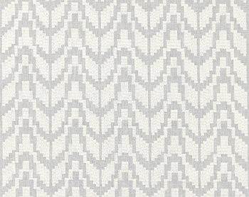 27103-004 Chevron Embroidery Pearl by Scalamandre