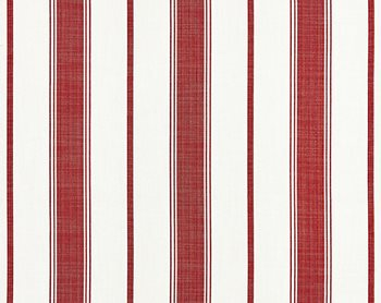 27110-002 Sconset Stripe Currant by Scalamandre