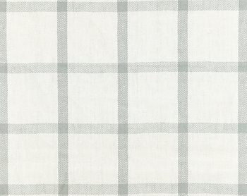 27152-003 Wilton Linen Check Mineral by Scalamandre