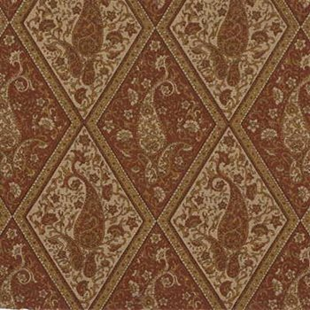 28417.324 Harlequin Paisley Java by Kravet Couture