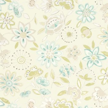 3172902 Summer Sketch Natural Glazes by Fabricut
