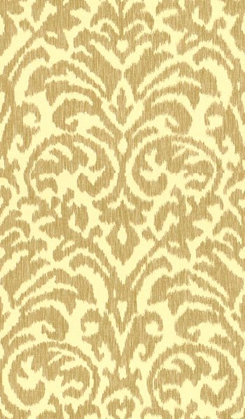 32051.3 Ikat Damask Quince by Kravet Couture