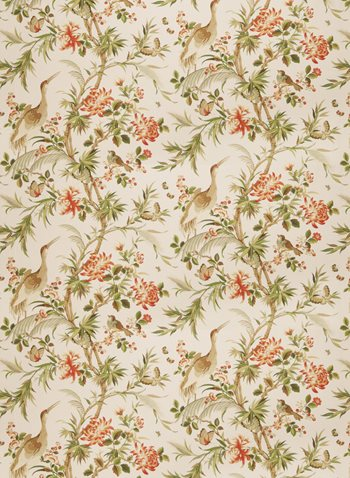 4604503 Kiersten Orange Grove by Fabricut