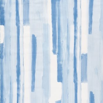 5009300 Watercolor Blue by Schumacher