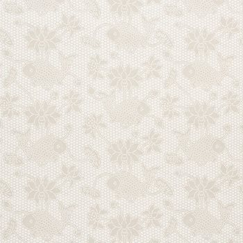 5009750 Lotus Batik Natural by Schumacher