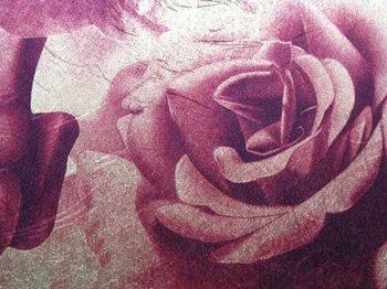 660805 Bling Lavish Rose Wallpaper By York