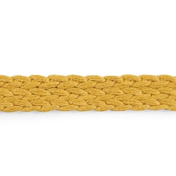 76283 Braided Linen Tape Gold by Schumacher