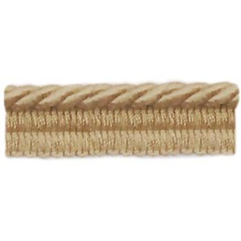 "77001-178 1/4"" Cord W/Lip Driftwood by Duralee"