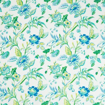 8017156.133 Astwood Floral Lagoon by Brunschwig & Fils