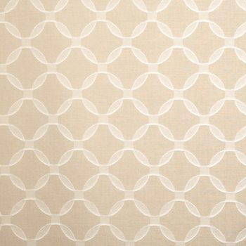 8494003 Octagon Gate Linen by S. Harris