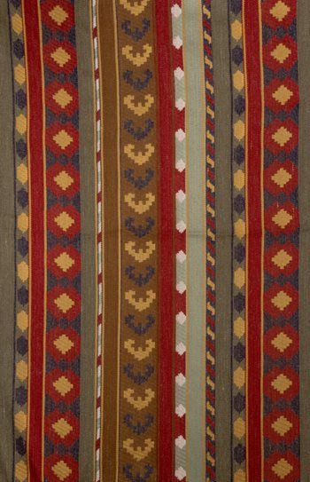 8539103 Kilim Stripe Rustic by S. Harris