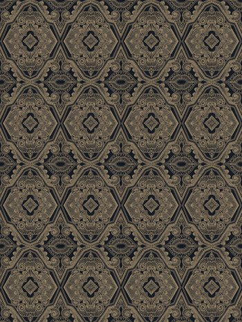 8638203 Screenwrite Indigo by Fabricut