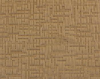 A9BRAI-005 Braille Velvet Hazel by Scalamandre