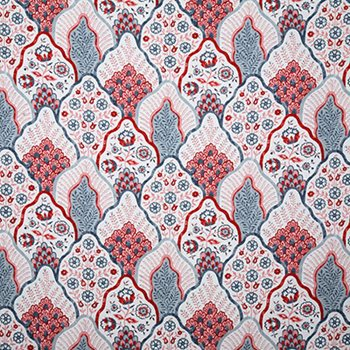 BAY049-RD01 Bayberry Cranberry by Pindler