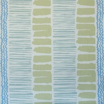 BFC-3624.315 Saltaire Light Green/Aqua/Cornflower by Lee Jofa