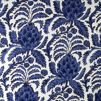 BR-79430.222 Bromelia Resist Blue by Brunschwig & Fils
