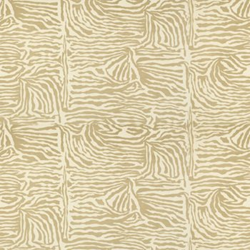 BR-79770.074 Ashanti Linen and Cotton Print Tan by Brunschwig & Fils
