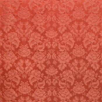 BR-81035.119 Moulins Damask Pepper Red by Brunschwig & Fils
