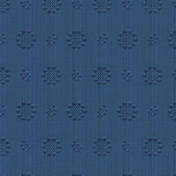 Br 89489 276 Chandler Figured Woven Royal Blue By Brunschwig