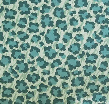 CHE068-BL01 Cheetah Teal by Pindler