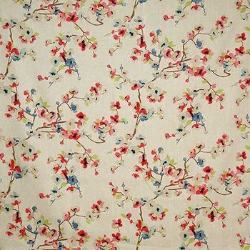 CHE086-RD01 Cherryblossom Berry by Pindler