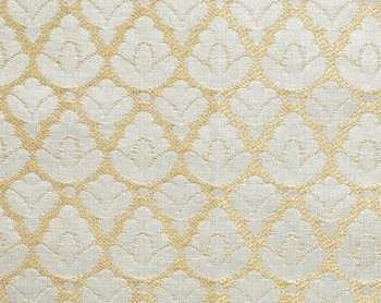 CL26714-001 Rondo Ivory & Gold by Scalamandre