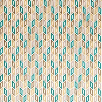 F0464-5 Tambour Teal by Clarke and Clarke