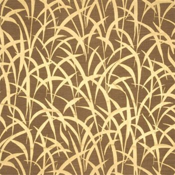 FD254.T102 Grasses Gold by Mulberry
