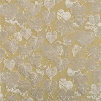 FD572.T102 Lime Leaves Gold by Mulberry