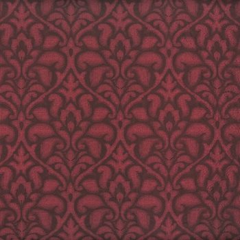 Fieri Damask Red Hot by Kasmir