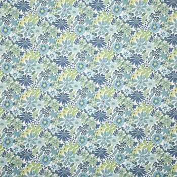 FLO059-BL01 Flowerfield Blueberry by Pindler