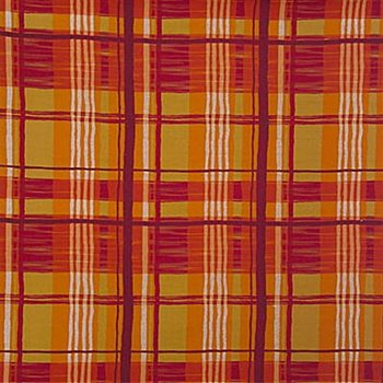 GWF-2567.19 Watercolor Plaid Red by Groundworks