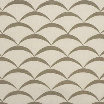 GWF-2618.111 Crescent White/Taupe by Groundworks